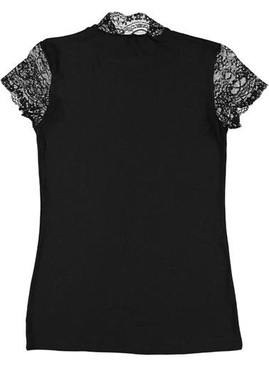 Doreanse Tişört Siyah
